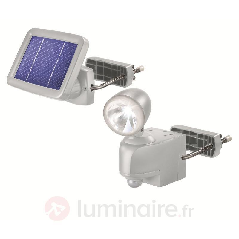 PIR spot mural solaire avec détecteur de mouvement - Tous les projecteurs d'extérieur