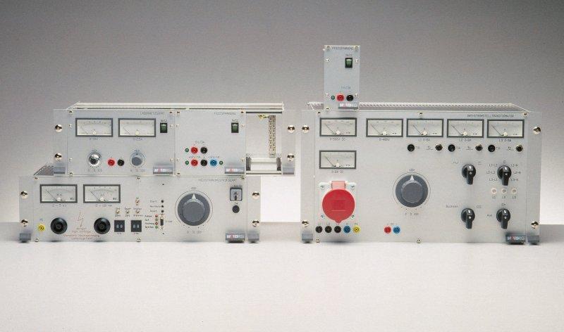 Gerätetechnik-BasicLine - Gerätestromversorgungen AC/DC, Stromversorgung AC, Stelltransformatoren
