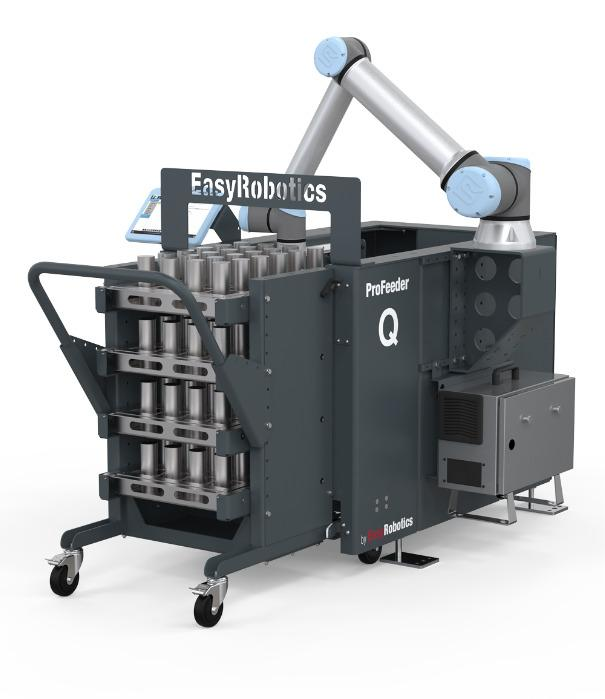 Profeeder Q - Automation for large series