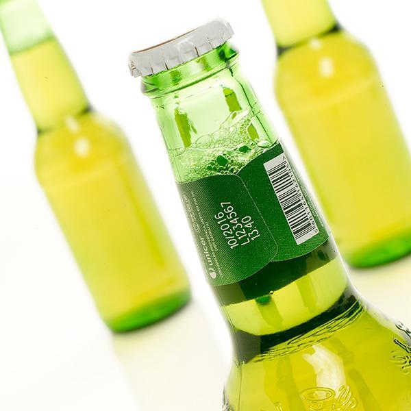 Etichette per bevande non alcoliche - Tutte le soluzioni per la codifica e marcatura e labelling di etichette...