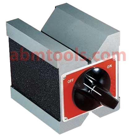 Magnetic V Block Set - V' Blocks are required for Quality Control, Tool Room and Standard Room.
