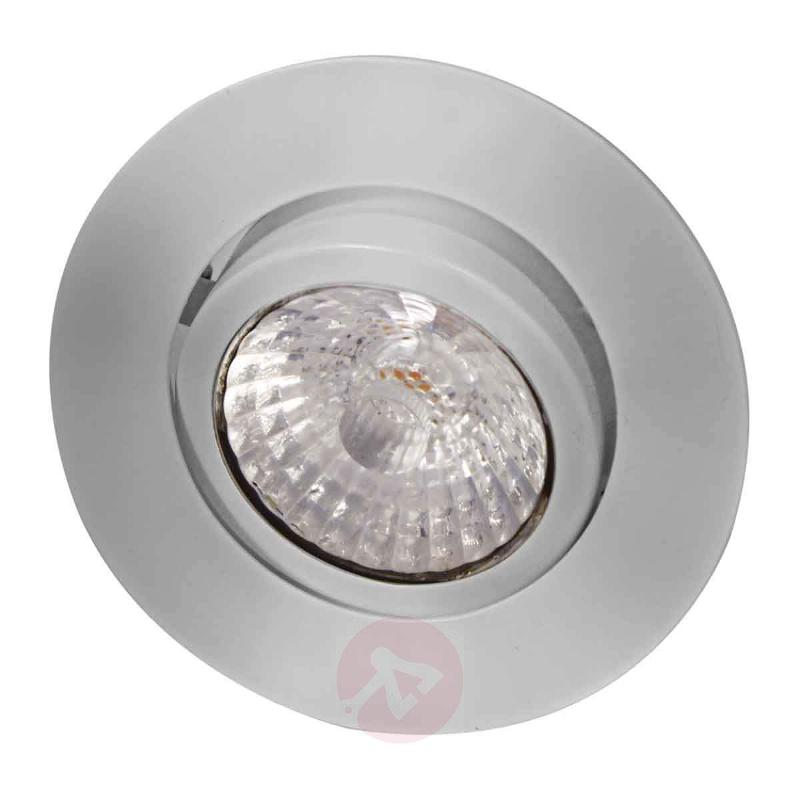 LED recessed spotlight Rico, dim to warm - Recessed Spotlights