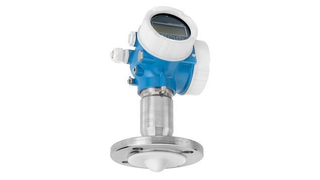 Radar de niveau Micropilot FMR62 - Pour la mesure de niveau 80 GHz dans les liquides agressifs ou les applications