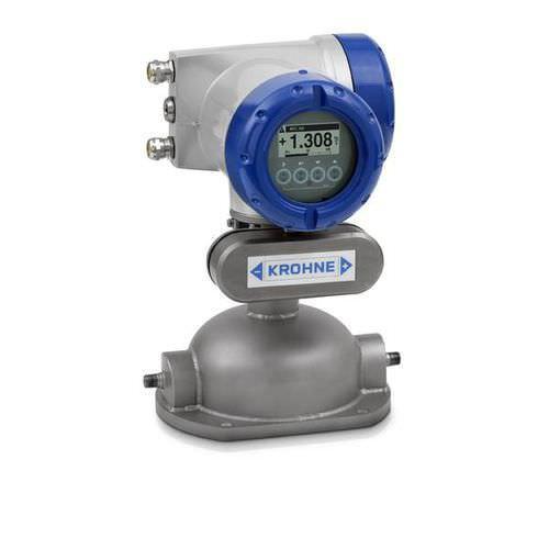 OPTIMASS 3000 - Débitmètre pour air / à effet Coriolis / massique / en ligne