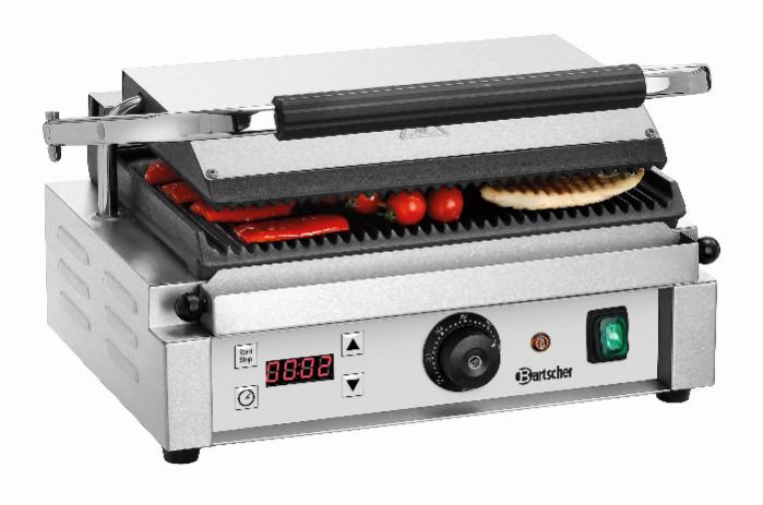 """Grill contact """"Panini"""" 1RDIG - Code-No.A150684"""