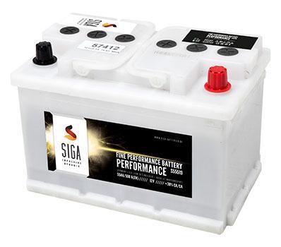 SIGA Dry Autobatterien
