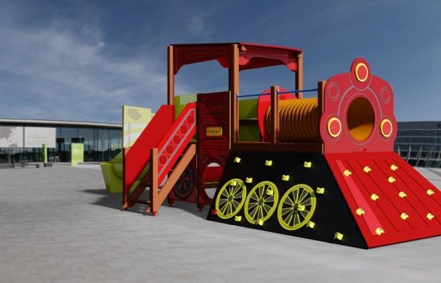 Locomotive set - Thematic equipment