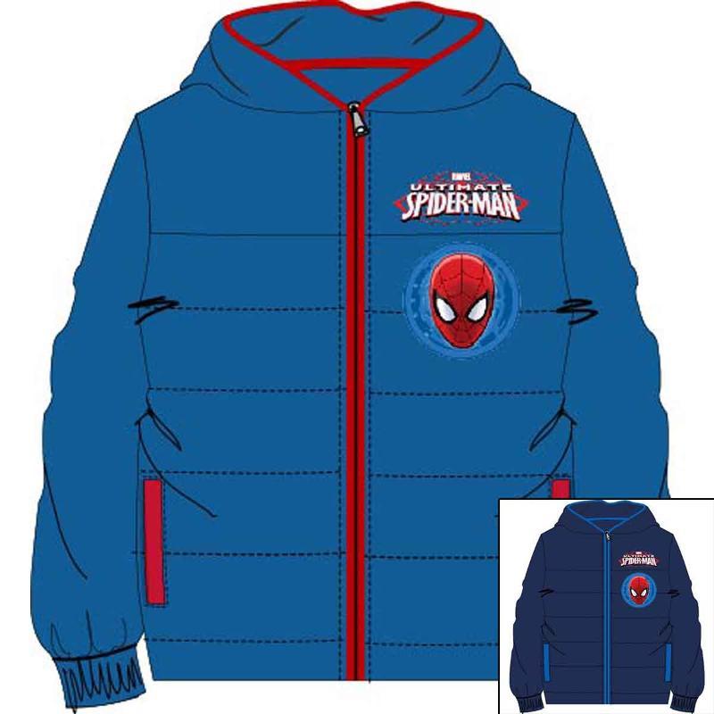 Importateur de Parka Spiderman du 2 au 8 ans - Parka
