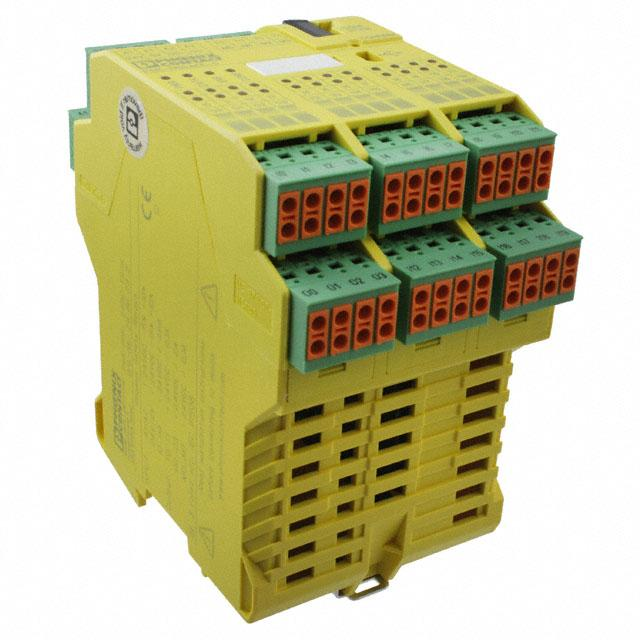 CONTROL SAFETY GEN PURPOSE 24V - Phoenix Contact 2986232