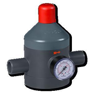 GEMÜ N082 - Válvula reductora de presión