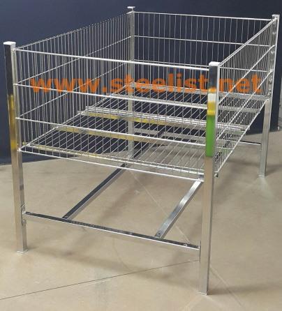 Storage Wire Basket