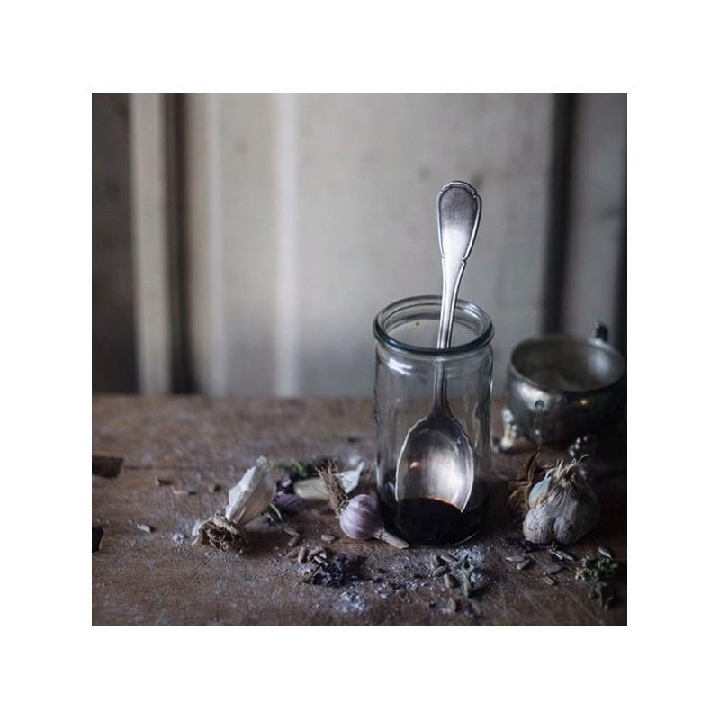 WECK TUBE® glazen - 6 flessen in glas WECK TUBE® 340ml met deksels in glas verbindingsstukken (niet
