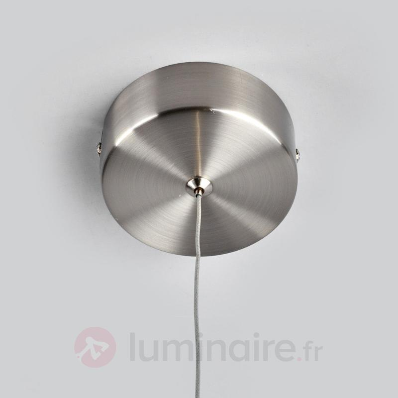 Suspension LED Bubble à une lampe - Cuisine et salle à manger