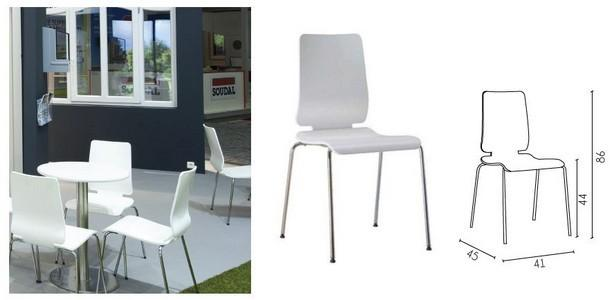 Chairs - For stands or showrooms