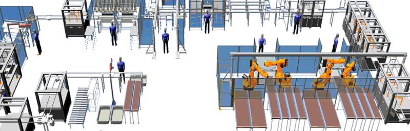 Montageanlagen individuell nach Mass - null