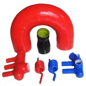 U shape silicone hose