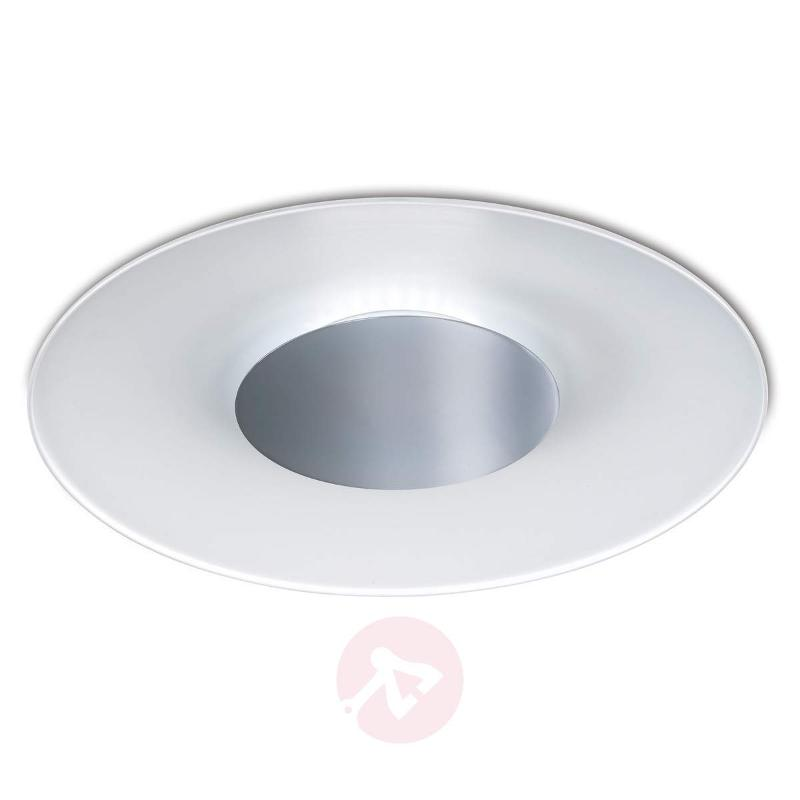 Saucer-shaped Rondo LED ceiling light - Ceiling Lights
