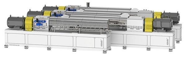 Blend-Reaktor - Deutsches Gebrauchsmuster Mehrstufiger Blend-Reaktor: