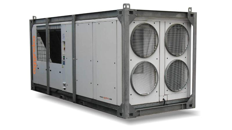 Noleggio Di Apparecchiature Di Condizionamento D'aria Industriali - Noleggio Di Apparecchiature Di Raffreddamento