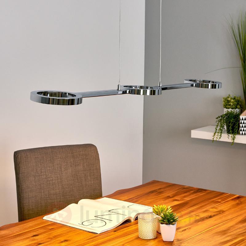 Suspension LED à trois têtes Klea - Cuisine et salle à manger