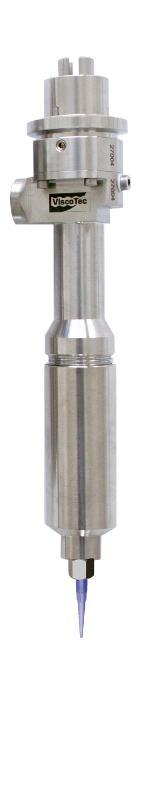 Dispenser 2RD12-3D-EC  - Dosierung niedrig- bis hochviskose Medien / 5,0 ml/U