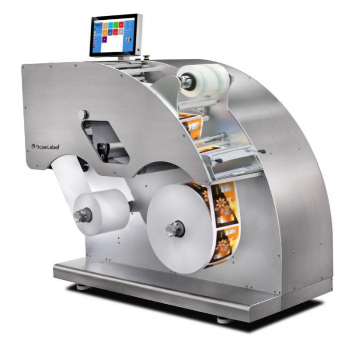 T2-L Flexible Packaging Digital Press, narrow - T2-L Flexible Packaging Digital Press, industrial-grade; with food-safe ink