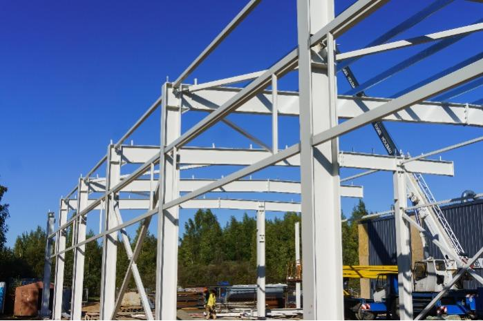 WELDING, INDUSTRIAL AND BUILDING CONSTRUCTION - Metal Working Services