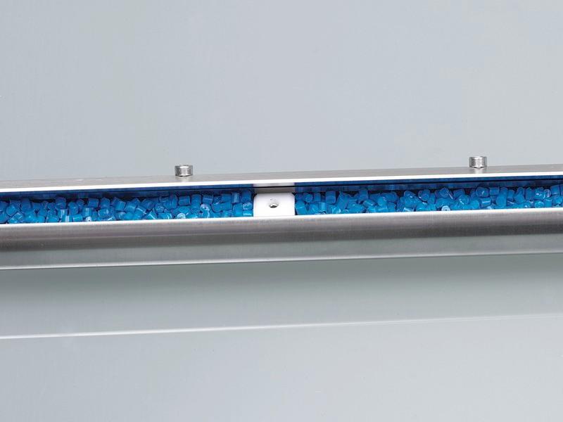 All-layer-scratcher - Sampler for bulk goods, stainless steel