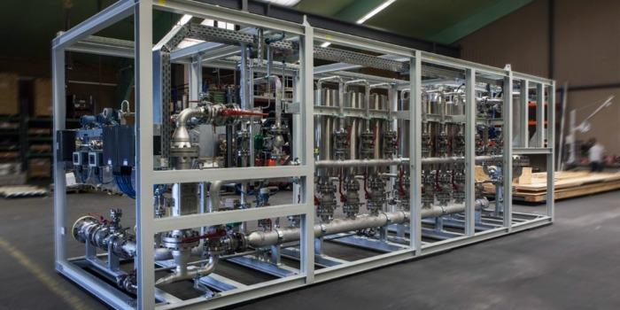 BORSIG Product recovery units - for high productivity and sustainability