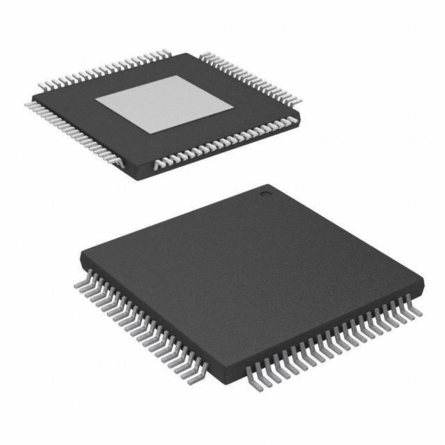 IC DIGITAL VIDEO DECODER 80HTQFP - Texas Instruments TVP5146PFP