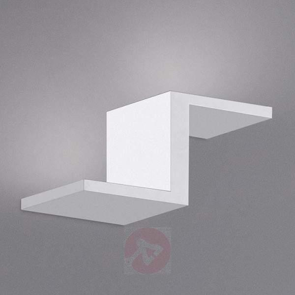 LED wall light ZED10, white, 10 W - Wall Washer Lights
