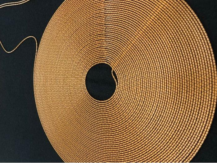 Smart Textiles & technical and functional textiles - Embro is specialist in smart textiles based on technical embroidery