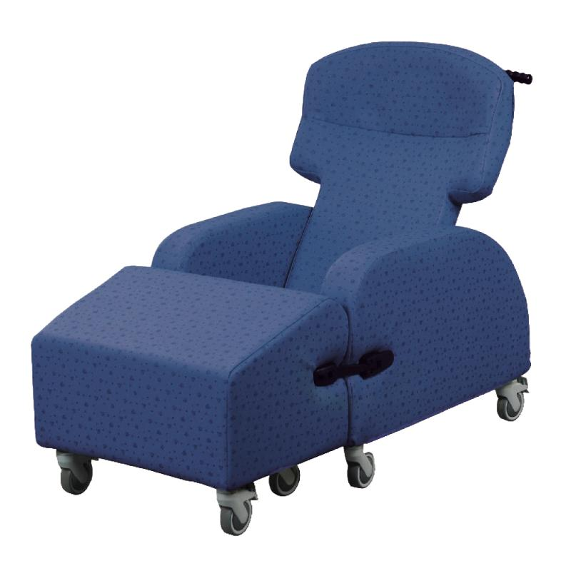 Pflegerollstuhl Rom, Sitzbreite: 38 cm - Huntington Produkte