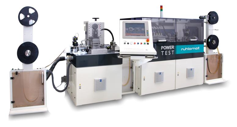 PowerTest - Chip Module Test System - The most affordable, flexible high-speed testing machine for chip modules