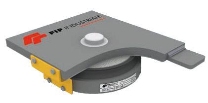 Pot bearings - Vasoflon® bearing, Free sliding type