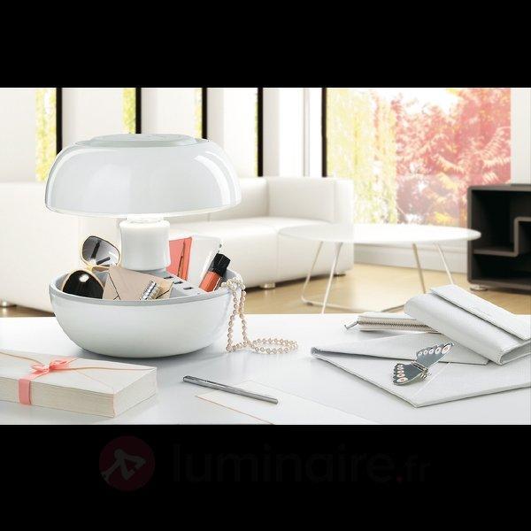 Lampe à poser USB originale Joyo blanche - Lampes à poser designs