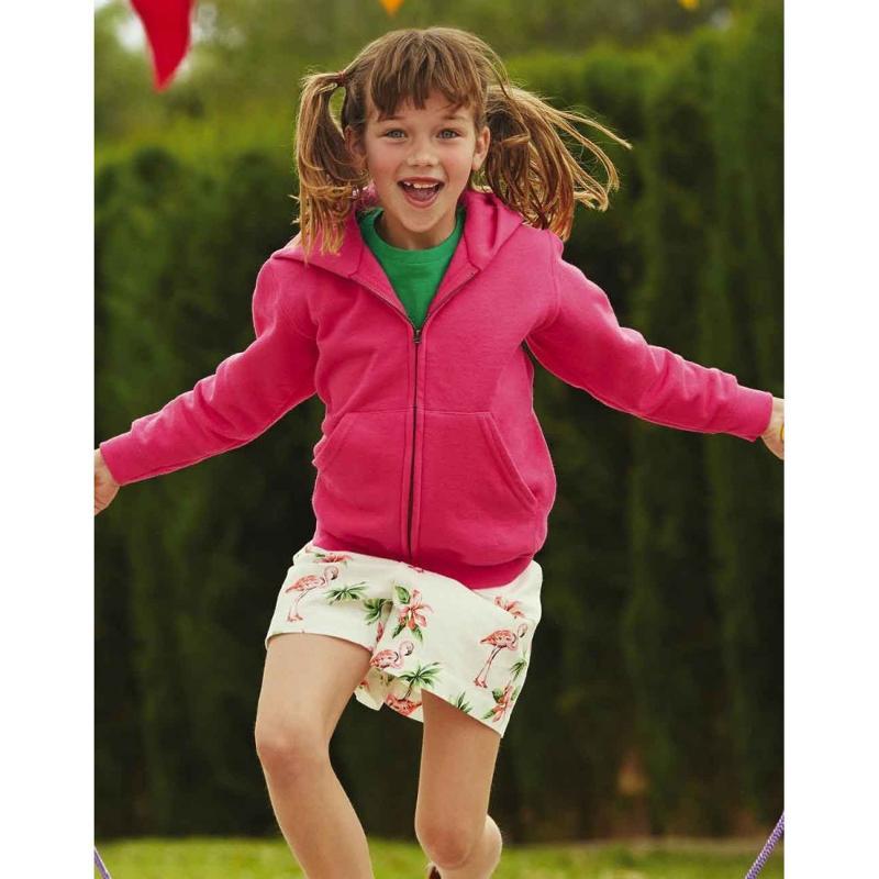 Veste sweat shirt enfant - Avec capuche