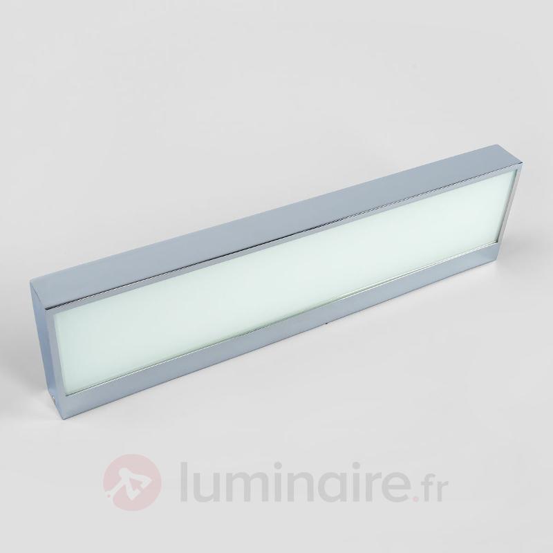 Belle applique LED de salle de bain chromée Rubena - Salle de bains et miroirs