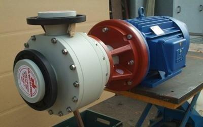 Pompe orizzontali modello OP - Pompe in termoplastica