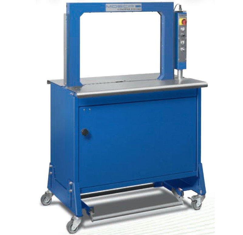 RO-M-FUSION - Máquina flejadora automática