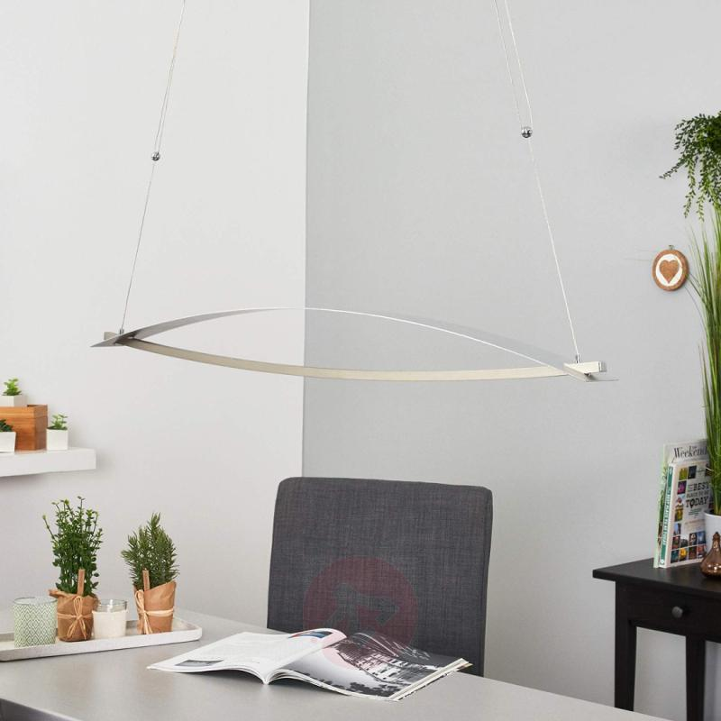 Joka LED pendant light with an interesting design - indoor-lighting