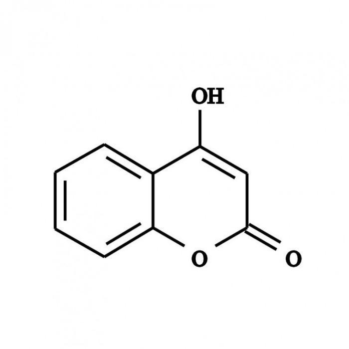 4-Hydroxycoumarine - 4-Hydroxycoumarine; CAS 1076-38-6; pharma intermediate, agricultural chemical