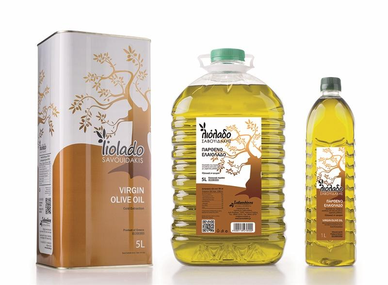 "Virgin Olive oil - VIRGIN OLIVE OIL ""LIOLADO SAVOUIDAKIS"""
