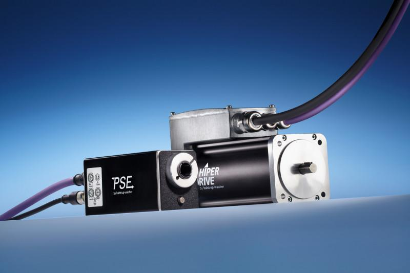Positioning drive PSE 31_/33_-14 - Positioning system for automated format changeovers in machines