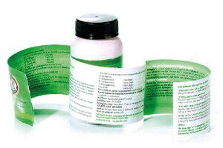 Etiquetas booklet - Etiquetas multi-label