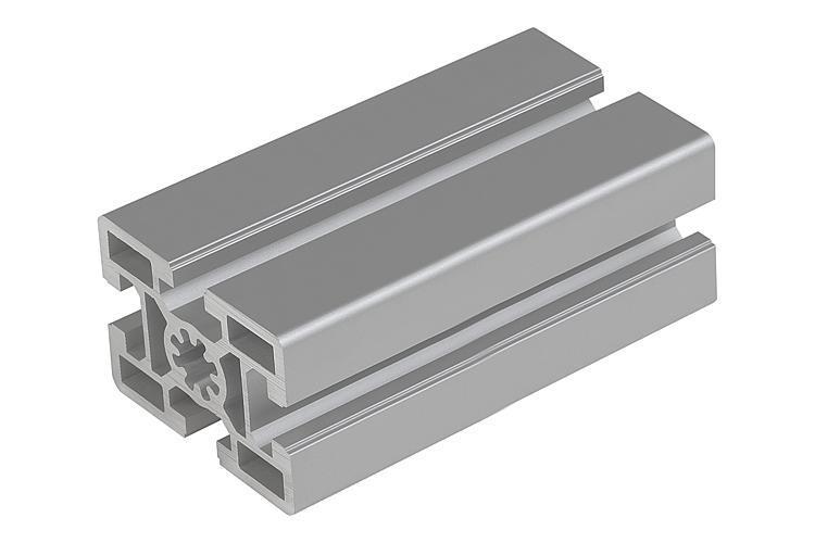 Profilés aluminium 45x60 Type B - Profilés aluminium