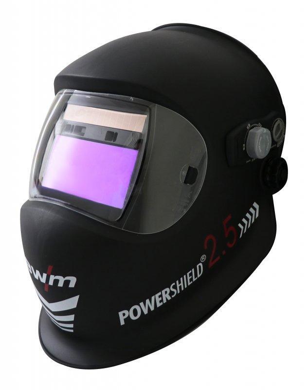 Powershield 2.5 - Masque de soudage entièrement automatique pour le soudage MIG/MAG, TIG, MMA