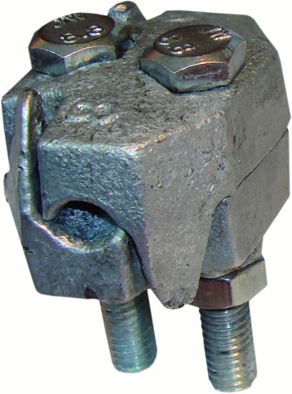 Accessoires câbles - Serre-câble galvanisé IRON GRIP - type BG