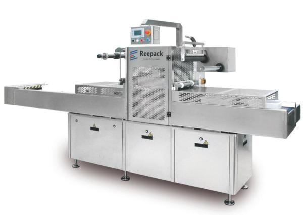 machines - topsealmachines - REEFLEX 150 VG Topsealmachine voor gasverpakken