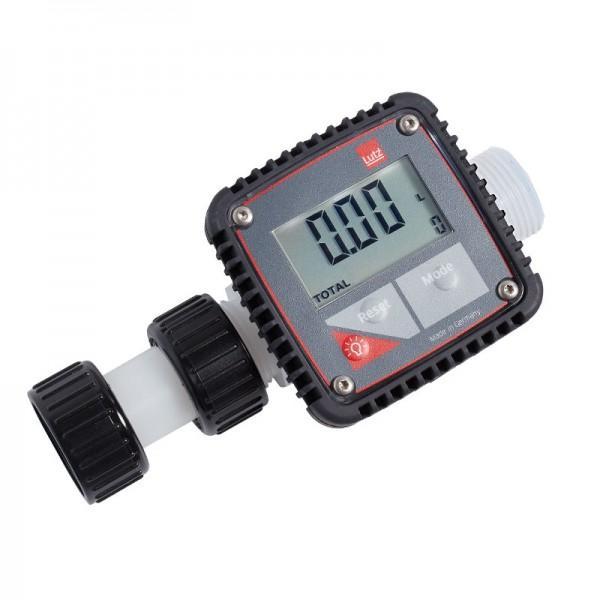 Flow Meter TR3-PVDF - Turbine Wheel Meter